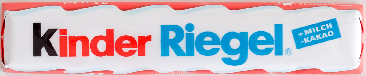 Kinder Riegel - Product