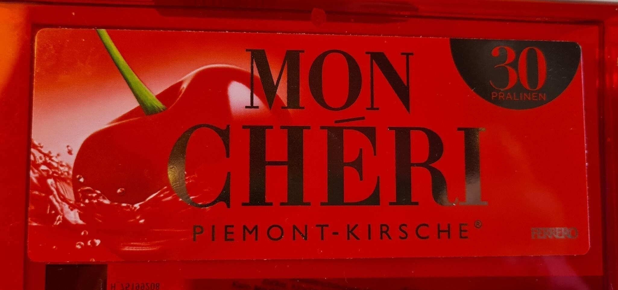 Mon CHÉRI PIEMONT-KIRSCHE - Prodotto - de
