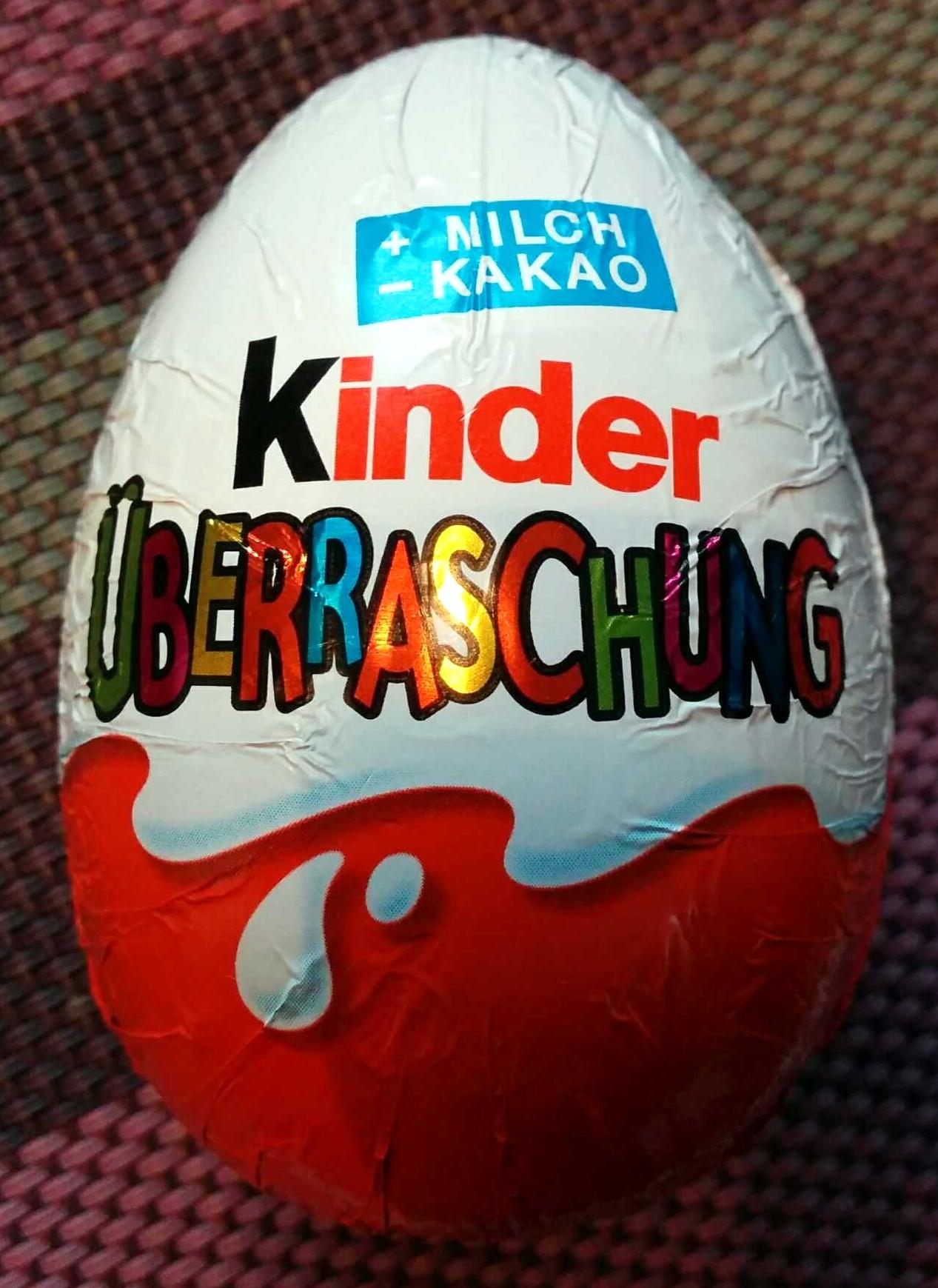 Kinder Überraschung - Product