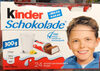Kinder Schokolade - Prodotto