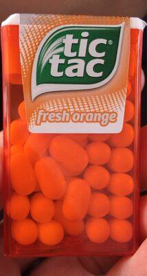 Tic tac orange - 12