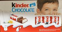 Kinder czekoladki - Prodotto - pl