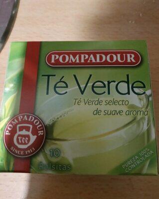 Te verde - Product