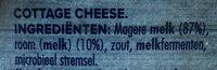 Hüttenkäse original - Ingredients - en