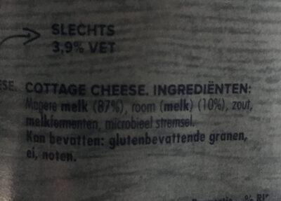 Hüttenkäse - Ingredients - en