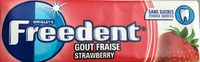 Freedent Fraise - Product