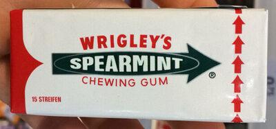Spearmint Chewing Gum - Produkt - de