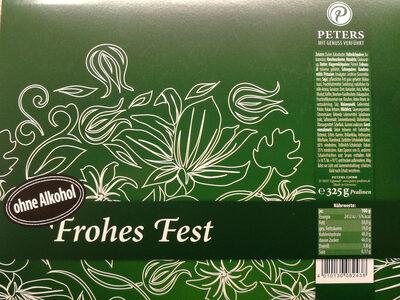 Frohes Fest - Product - de
