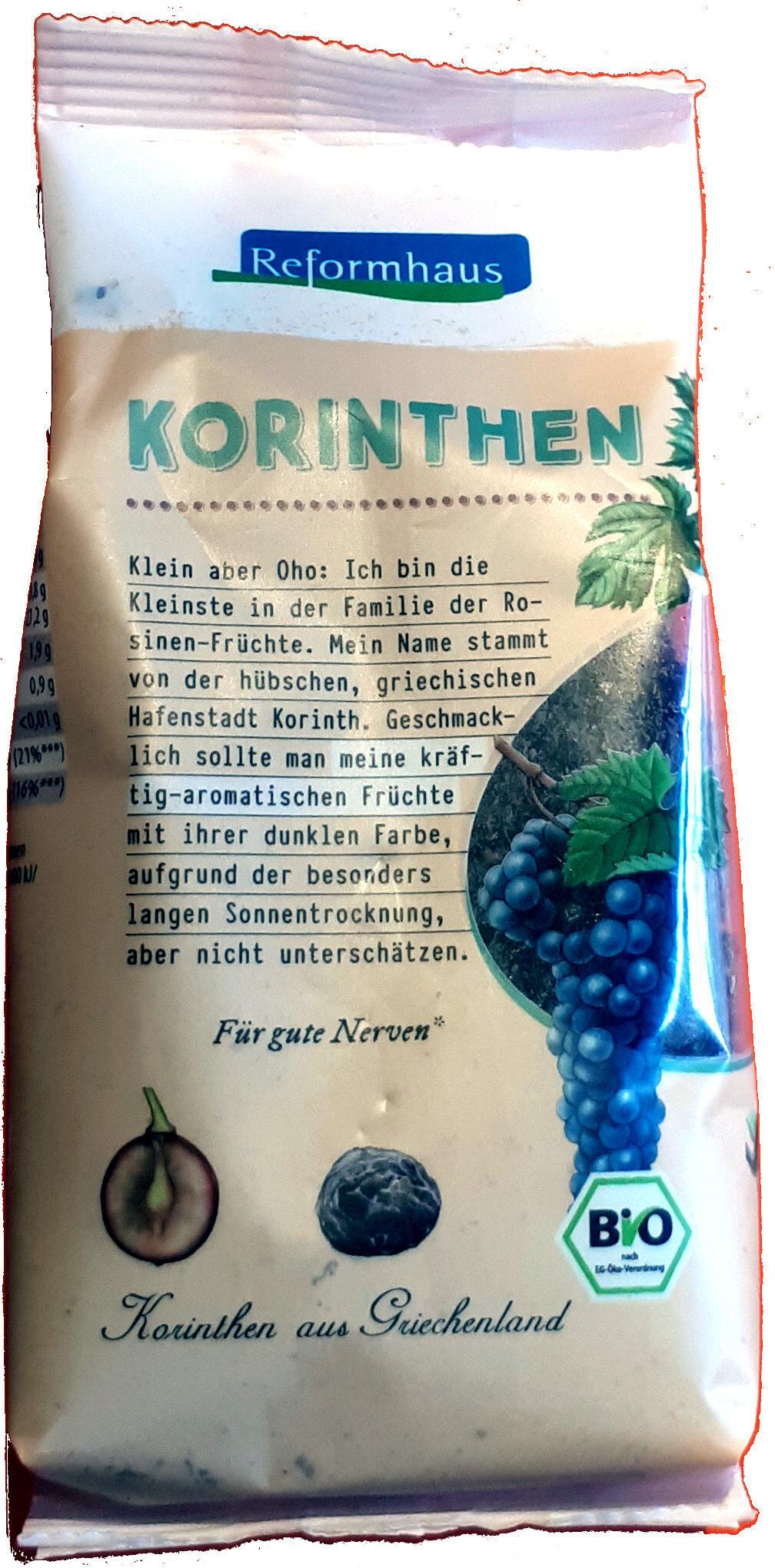 Korinthen - Produit - de