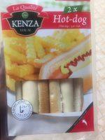 Hot-dog - Produit
