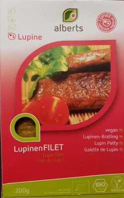 Filet De Lupin - Product - fr