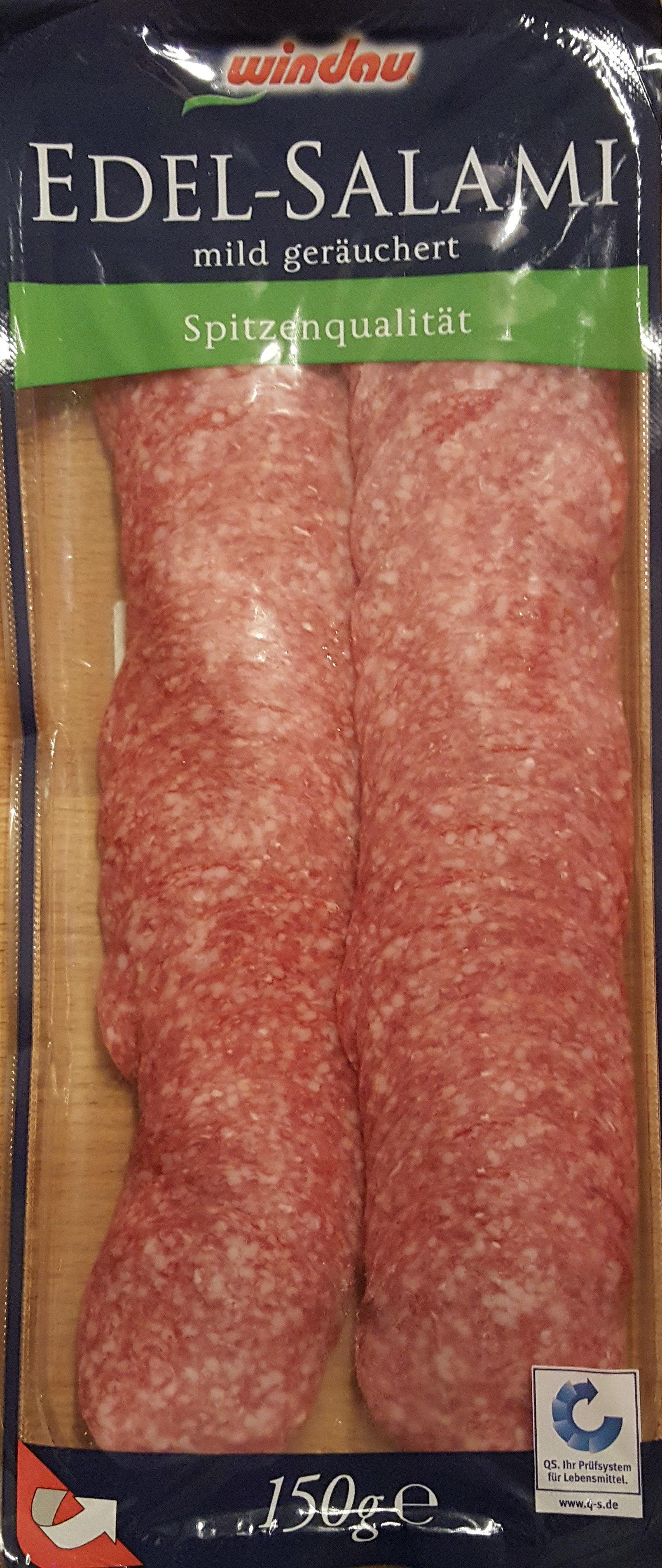 Edel-Salami mild geräuchert - Product