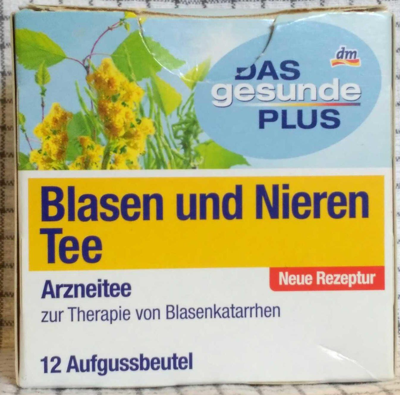 Blasen und Nieren Tee - Product
