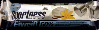 Eiweiß 50% Vanille-Joghurt-Crisp - Produkt