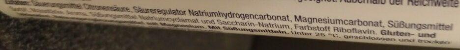 Magnesium - Ingredienti - de