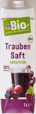 Trauben Saft naturtrüb - Product