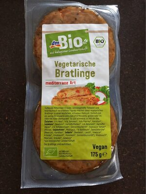 Vegetarische Bratlinge - Product