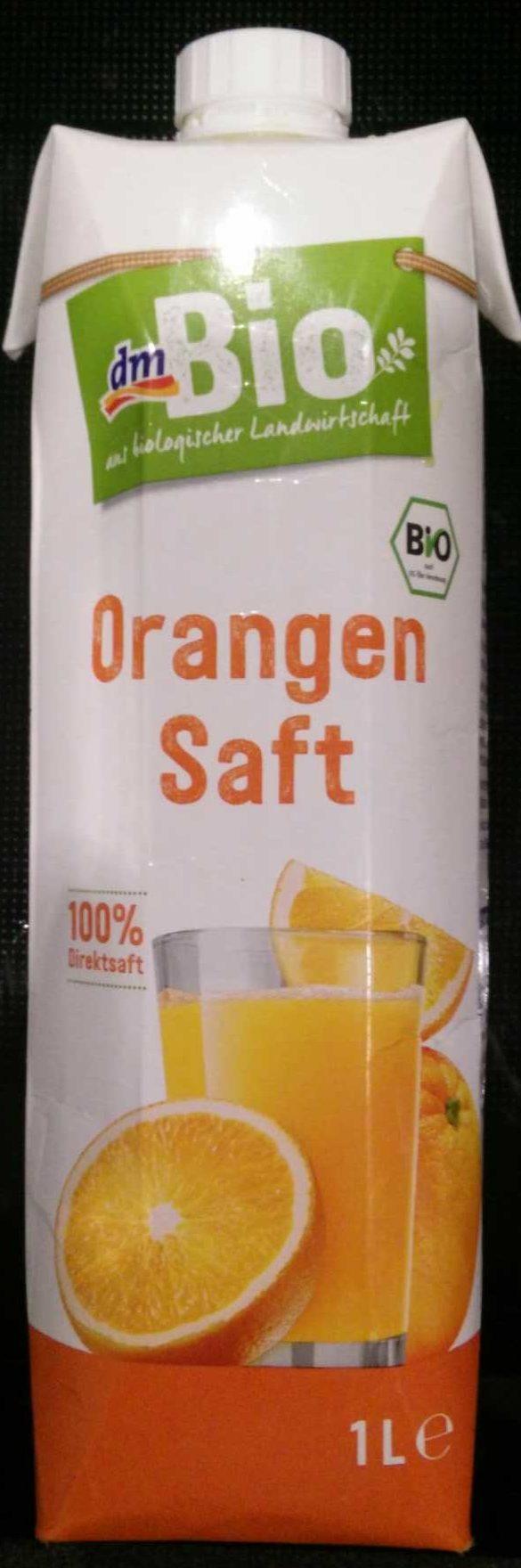 Orangen Saft - Product - de