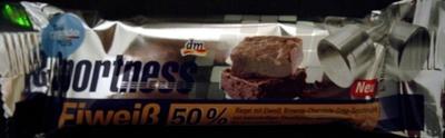 Eiweiß 50% Brownie-Chocolate-Crisp - Product