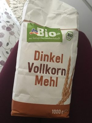 Dinkel Vollkorn Mehl - Produit