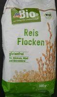 Reis Flocken - Produit - de