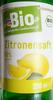 Zitronensaft - Product