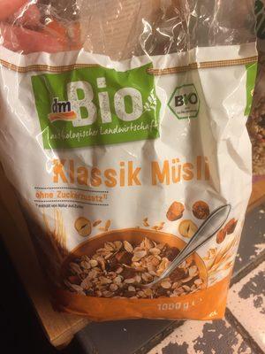 Klassik Müsli - Ingrediënten
