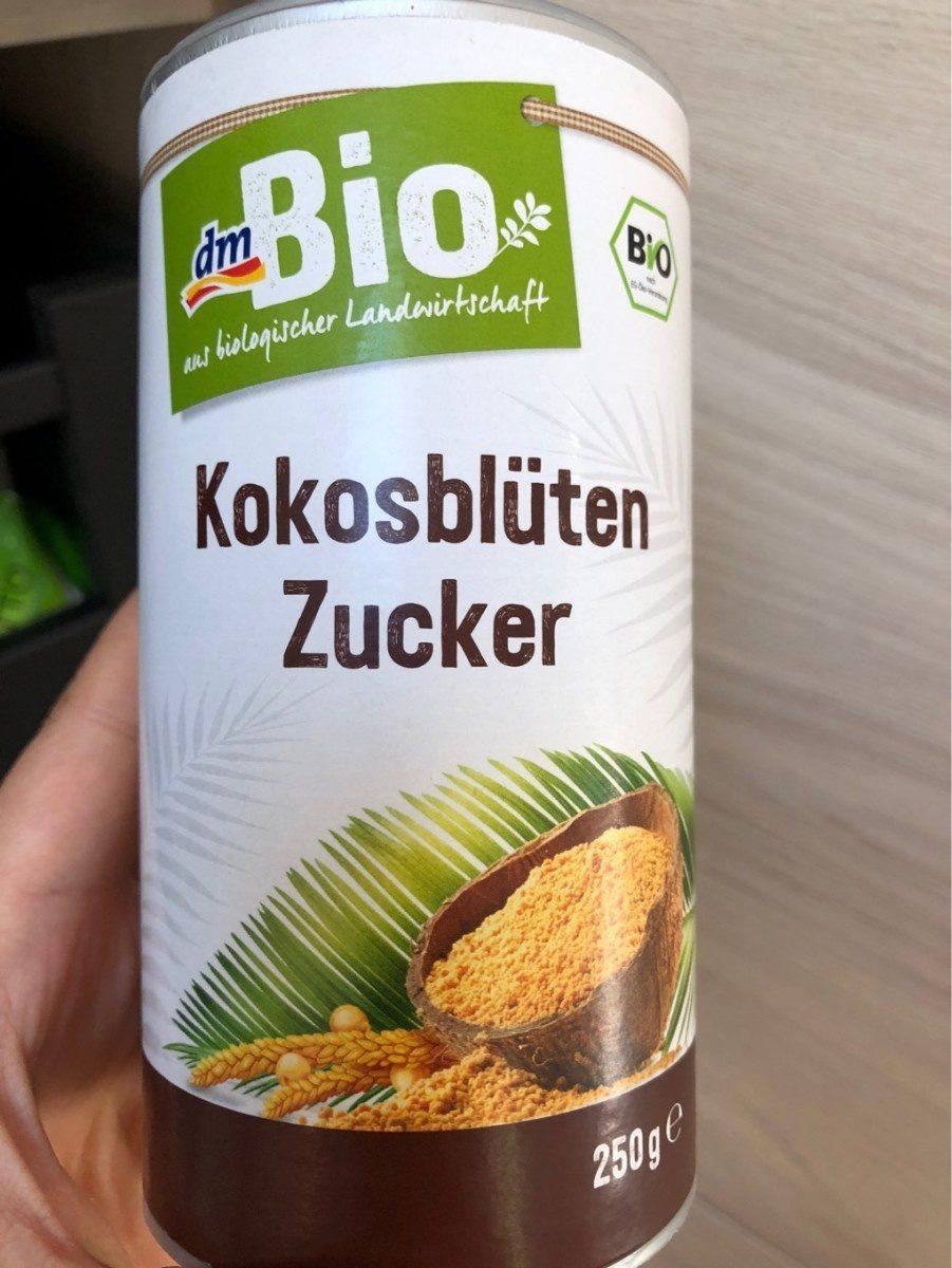 DM Bio Kokosblüten Zucker - Product