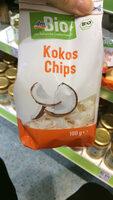 DM Bio Kokos Chips - Produit - fr
