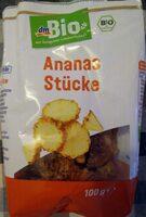 Ananas Stücke - Product - de