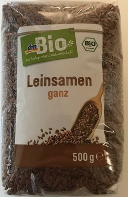 Leinsamen - Product - de