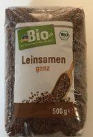 Leinsamen - Produit