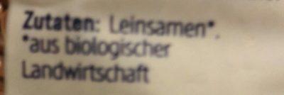 Leinsamen - Ingredients - de