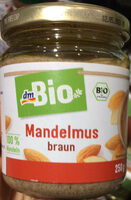 Mandelmus braun - Product