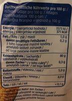 Corn Flakes ungesüßt - Voedingswaarden - de