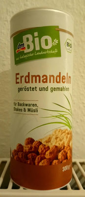 Erdmandeln geröstet und gemahlen - Produit