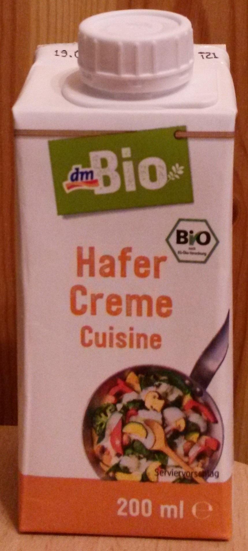 Hafer Creme Cuisine - Product - de