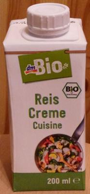 Reis Creme Cuisine - Produit