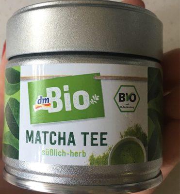 Dm Bio Matcha Tee