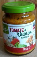 Tomate + Quinoa Aufstrich - Produit
