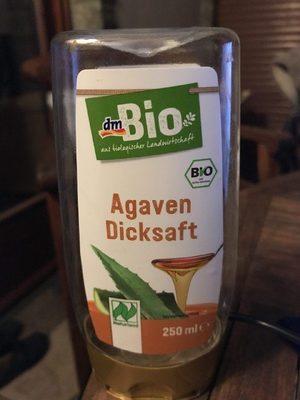 Agaven Dicksaft - Product