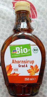 Ahornsirup Grad A - Produkt