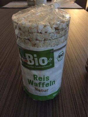 Bio Reiswaffeln, Natur - Prodotto - de