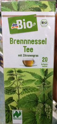 Brennnessel Tee mit Zitronengras - Product - de