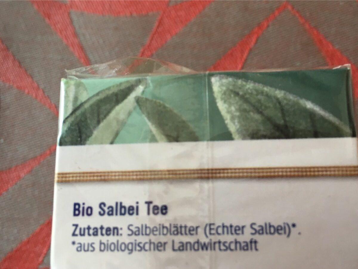 DM Bio Salbeitee - Ingredients - de