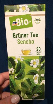 Thé Sencha - Produkt - fr