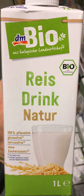 Reis Drink Natur - Product