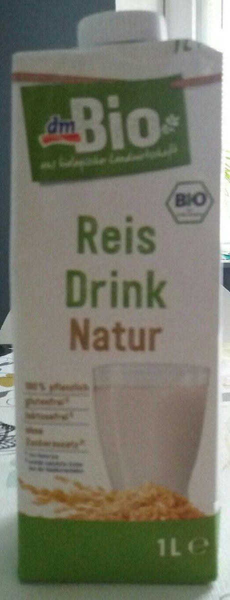 Reis Drink Natur - Produit