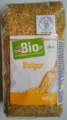 Bulgur - Производ - sr