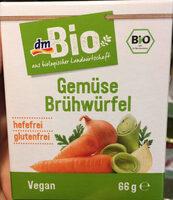 Gemüse Brühwürfel - Product - de